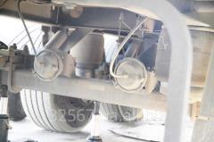 Услуги по реставрации осевых агрегатов прицепов и полуприцепов