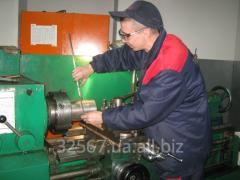 Услуги токарных работ для грузовых автомобилей