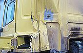 Услуги по рихтовочным работам для кузова грузового автомобиля
