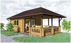 Проектирование домов, особняков, коттеджей, храмов деревянных, Львов