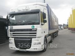 Замена масла и фильтров грузового автомобиля