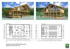 Дома деревянные строительство, проектирование дач и домов из дерева