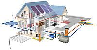 Работы по подготовке проектов внутренних инженерных систем отопления, вентиляции, конди-ционирования, теплосна