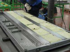 Production of Metal Doors Dnipropetrovsk