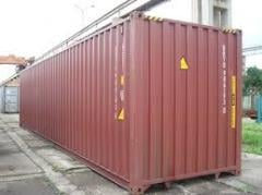 Rent of containers trade