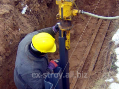 Создание канализации, услуги по созданию каналов в Херсоне