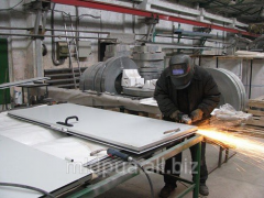Production of Entrance Doors Dnipropetrovsk