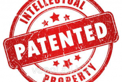 Patenting of industrial samples