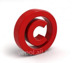 Registration of objects of copyright, EVM programs