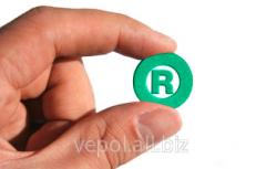Registration of a trademark