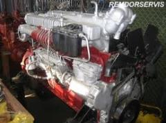 Capital repairs of the engine: Altai