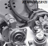 Capital repairs of the engine: TMZ-8481