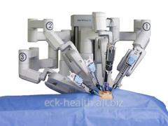 Robotic heart surgery