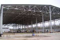 Construction of hangars