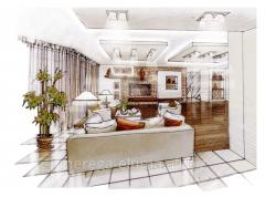 Services in interior design design