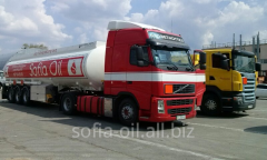 Ransportation of light oil products, gasoline,