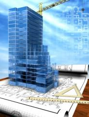 Construction of buildings of any complexity