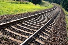 Repair of a track railway