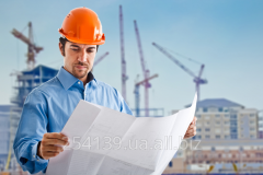 Development of working documentation of housing,