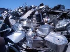 Dismantle of metal designs, analysis, cutting,