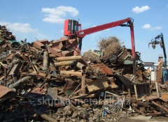 Услуги по переработке металлического лома, скупка и вывоз металла, резка металлопроката в Украине
