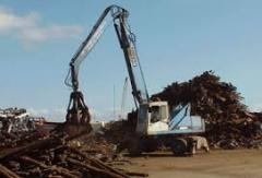 Резка металла, скупка лома металлического в Укрине