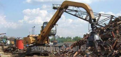 Buying up, pry, export of scrap metal in Ukriana
