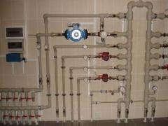 Отопление, водопровод, канализация, консультация, монтаж, сервис.