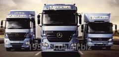 Узгодження порядку перевезення вантажів з іншими