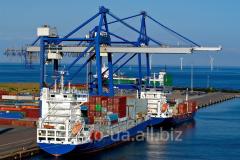 Транспортно-экспедиторские услуги