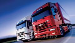 Автоперевозки грузов в международном сообщении