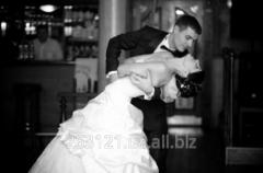 Постановка першого весільного танцю!