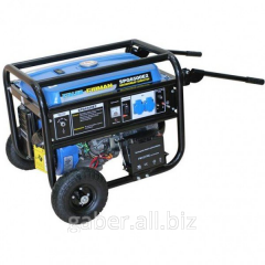 Rent of the generator