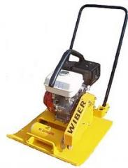 Rent of the WIBER vibrating plate