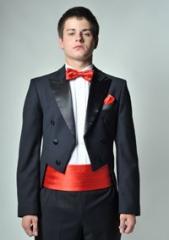 Hire of men's suits