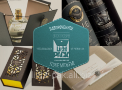 Design and production of souvenir packing