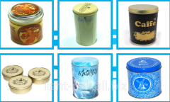 Design and production of tin packaging