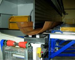 Проектирование участков и цехов для производства круглых и многогранных, в поперечном сечении, стальных столбов