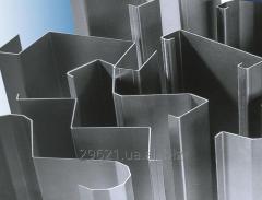 Гибка,  Рубка листового материала