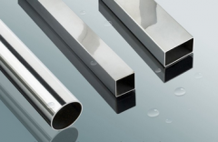 Anodizing of pipes, galvanizer