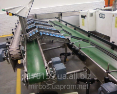 Design, production of various conveyor systems