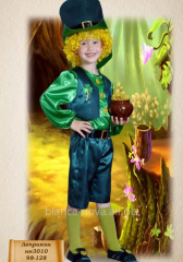 Hire of a carnival costume of