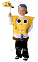 "Hire of a carnival costume ""Sponge"