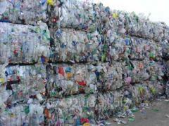 Collecting and processing of household waste of