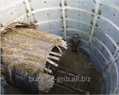 Проходка шахт, услуги по бурению шахтных стволов в Одессе