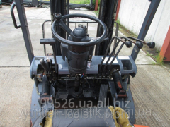 Rent Loader of Toyota 02-6FDF18 Diesel 1997.