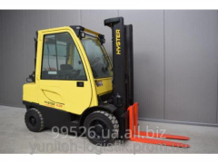 Rent of loader of Hyster H3.0FT, gas, 2007, 3