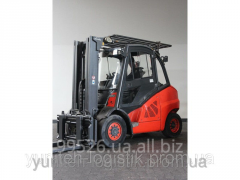 Rent - Linde H50D394 Loader, the Diesel of 2008