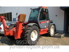 Rent of loader of Manitou MT1637SL Turbo, 2001,