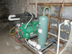 Repair of compressors, spare parts Copeland,